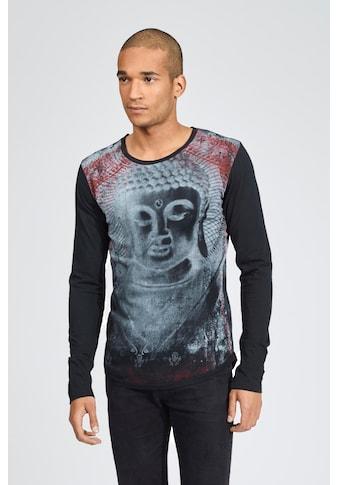 trueprodigy Langarmshirt »Black Budda« kaufen