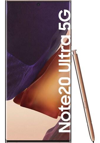 Smartphone, Samsung, »Galaxy Note 20 5G Ultra« kaufen