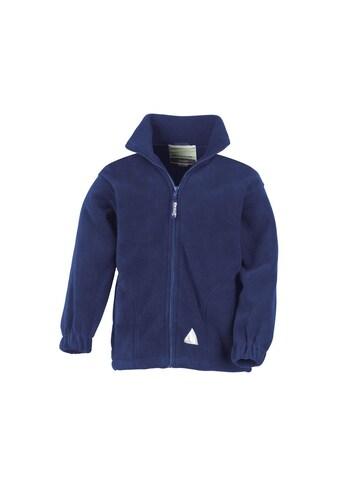 Result Fleecejacke »Kinder Active Fleece - Jacke Mit Reissverschluss« kaufen
