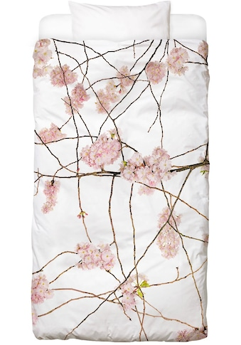 Bettwäsche »Flora  -  Japanische Kirsche«, Juniqe kaufen