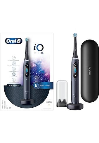 Oral B Elektrische Zahnbürste iO Series 8N, Aufsteckbürsten: 1 Stk. kaufen