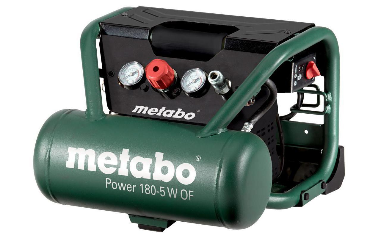 Image of Kompressor, Metabo, »Power 180-5 W OF«