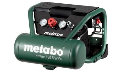 metabo Kompressor »Power 180-5 W OF« kaufen