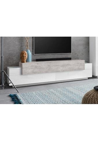 Tecnos Lowboard »Coro«, Breite 200 cm kaufen