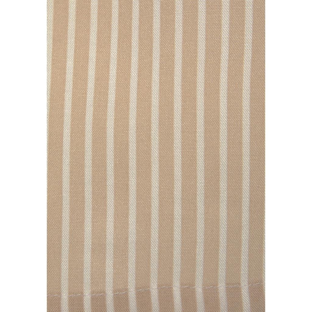 Vivance Kurzarmbluse, mit Streifendesign