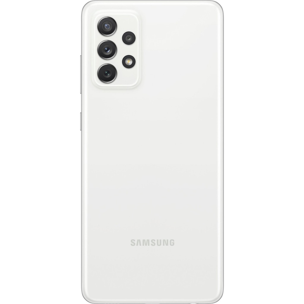 "Samsung Smartphone »Galaxy A72«, (16,95 cm/6,7 "", 128 GB Speicherplatz, 64 MP Kamera)"
