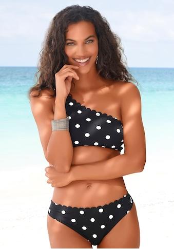 LASCANA Bustier-Bikini-Top »Jada«, in One-Shoulder-Form kaufen