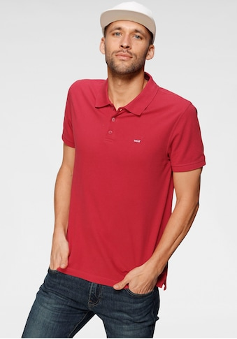 Levi's® Poloshirt, gemustert kaufen