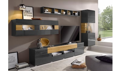 TRENDMANUFAKTUR Wohnwand »Toledo«, (Set, 4 St.) kaufen