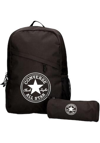 Converse Schulrucksack »Schoolpack XL«, inklusive Federmäppchen kaufen