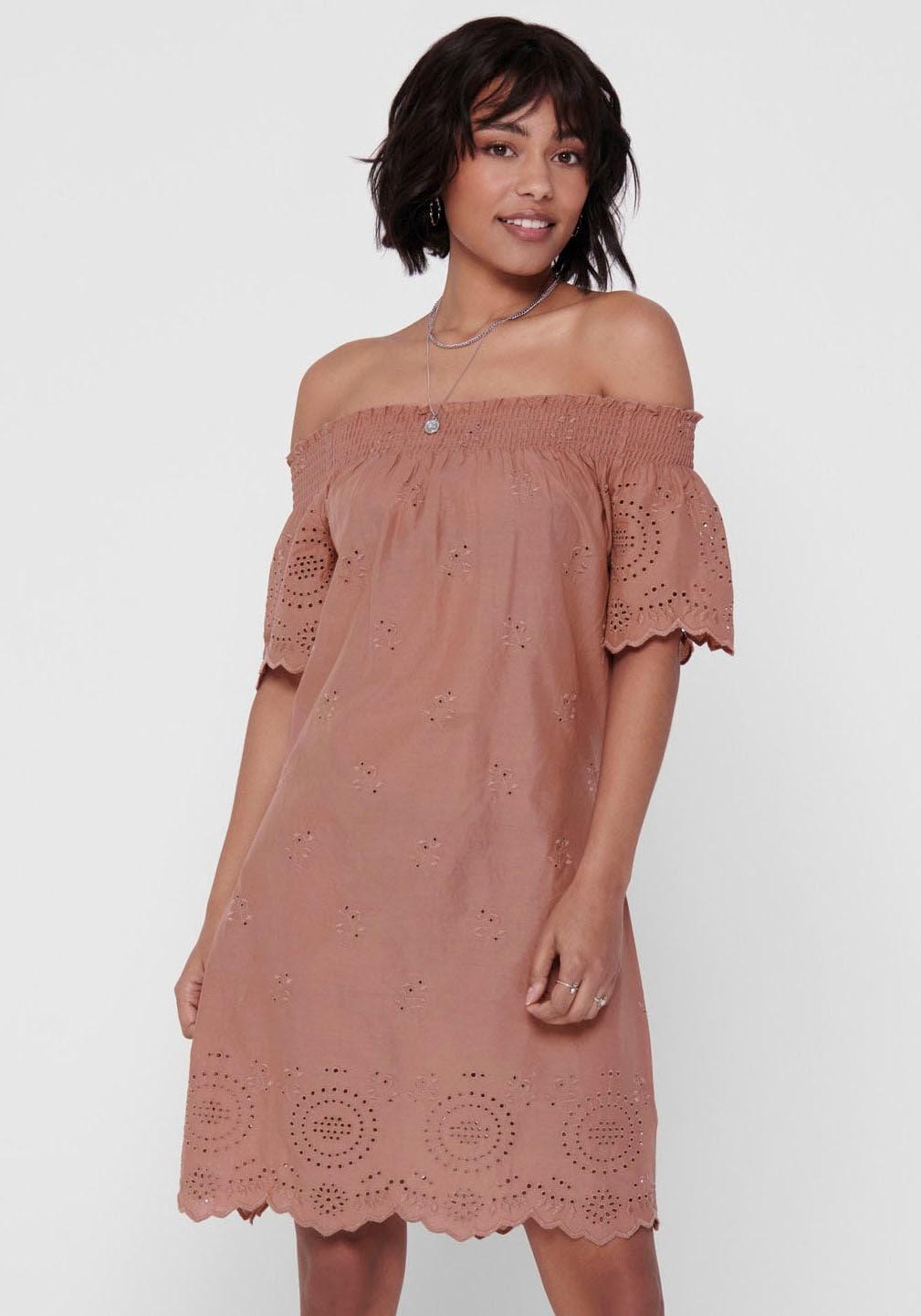 Image of Only Off-Shoulder-Kleid »ONLNEW SHERY«