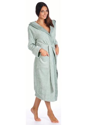 Damenbademantel »Benny«, Egeria kaufen
