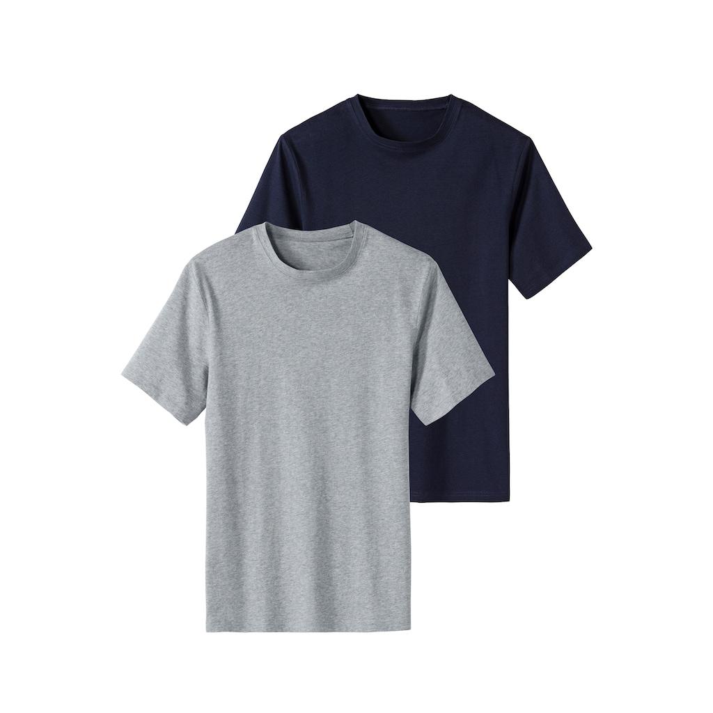 Bench. T-Shirt, Basic in uni