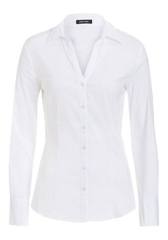 MORE&MORE Klassische Bluse kaufen