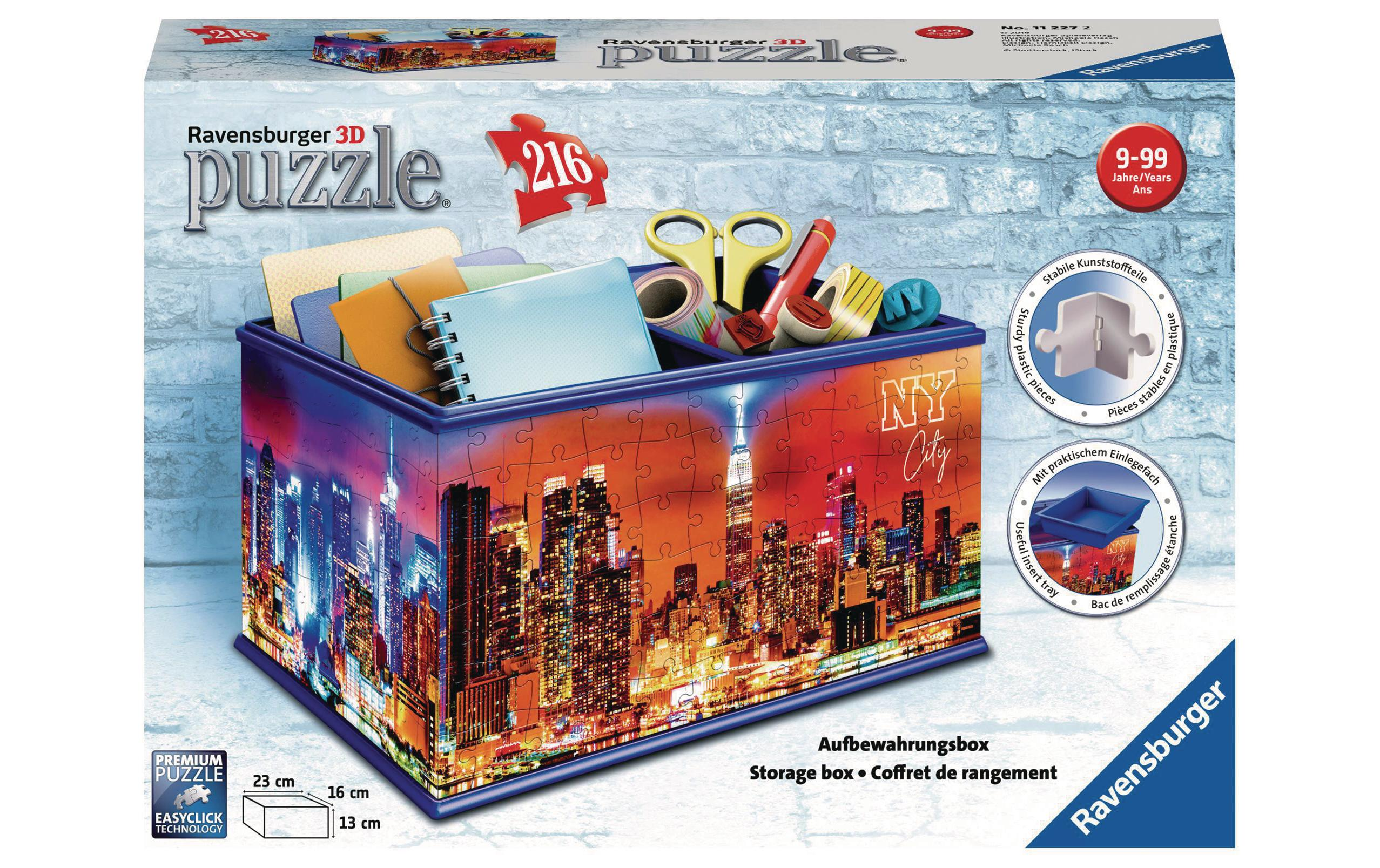 Image of 3D Puzzle, Ravensburger, »Box Skyline«