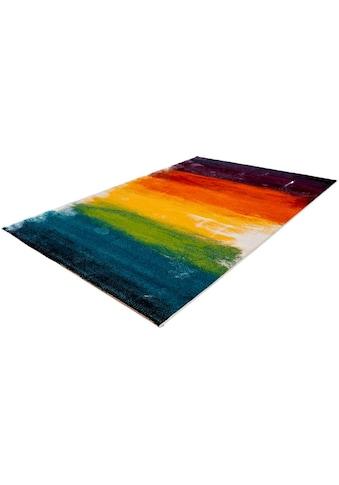 LALEE Teppich »Espo 311«, rechteckig, 15 mm Höhe, Wohnzimmer kaufen