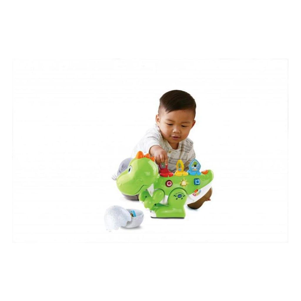 Vtech® Lernspielzeug »Codi, mein Lerndino«, Abschaltautomatik