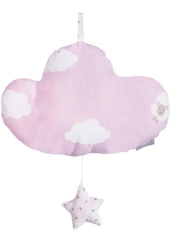 """Roba® Spieluhr """"Kleine Wolke, rosa"""" kaufen"""
