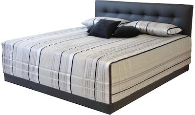 Westfalia Schlafkomfort Polsterbett »Ravenna«, inkl. Bettkasten bei Ausführung mit... kaufen