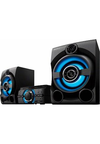 Sony »MHC - M60D« Audio - System (FM - Tuner) kaufen
