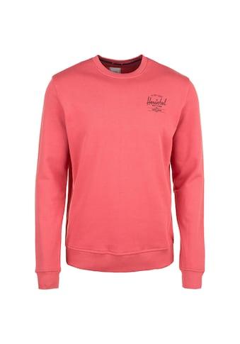 Herschel Sweatshirt »Crewneck« kaufen