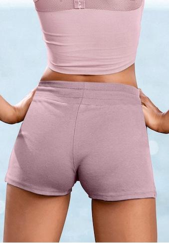LASCANA ACTIVE Shorts, mit kleinen Seitenschlitzen kaufen