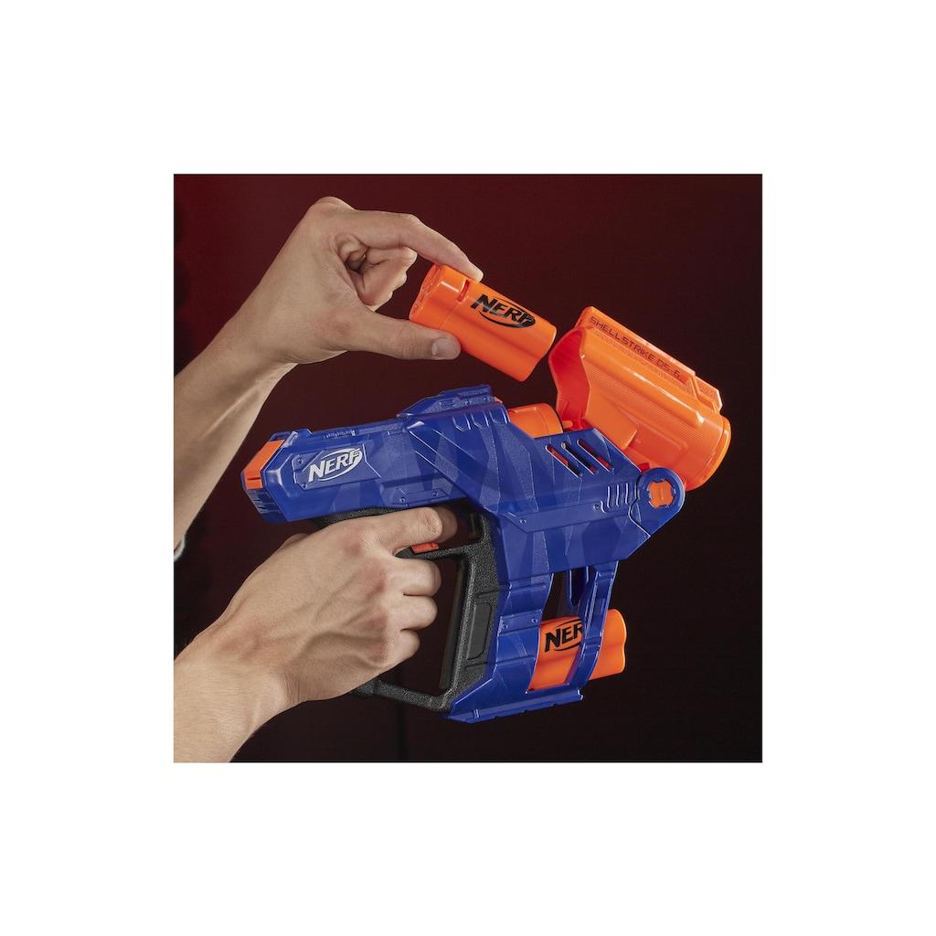 Nerf Blaster »Elite Shellstrike DS 6«