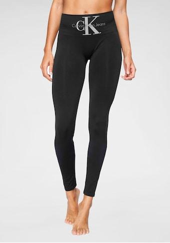 Calvin Klein Leggings, mit breitem Shapingbund kaufen