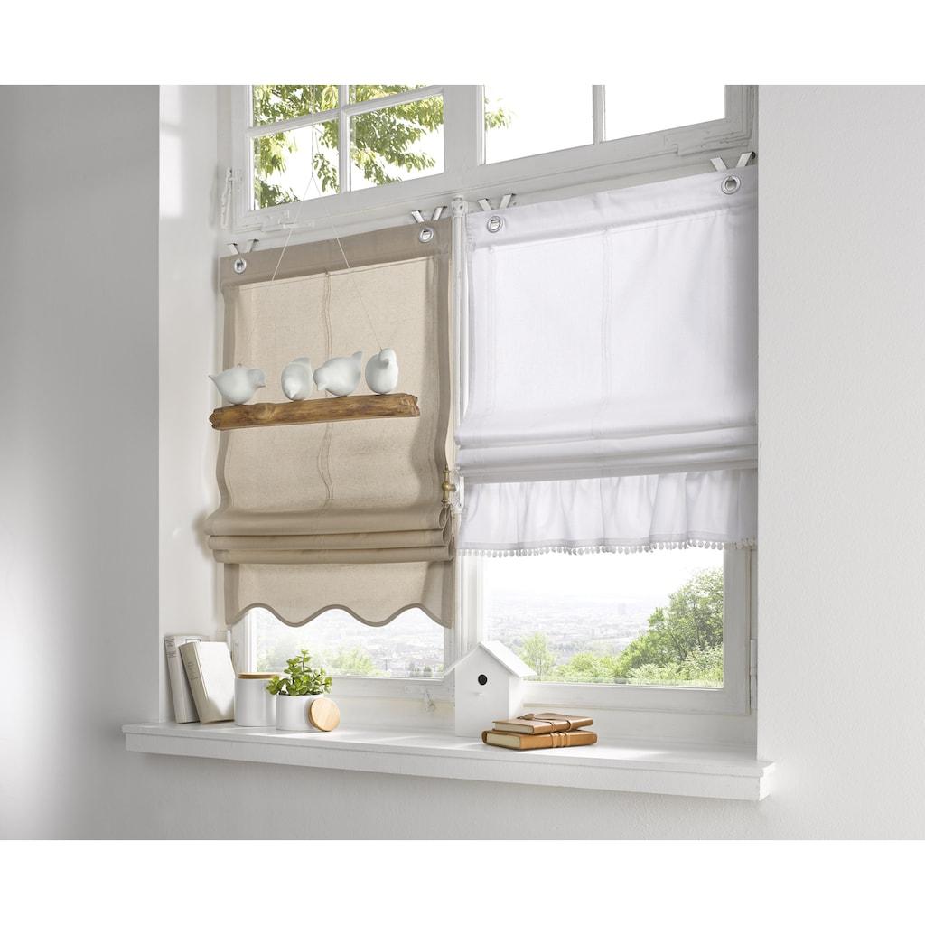 Deko-Ast mit Vögel