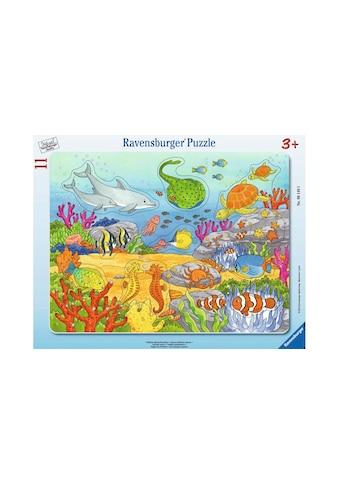 Ravensburger Puzzle »Fröhliche Meeresbewohner« kaufen