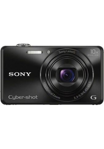Fotokamera, Sony, »DSC - WX220B Schwarz« kaufen