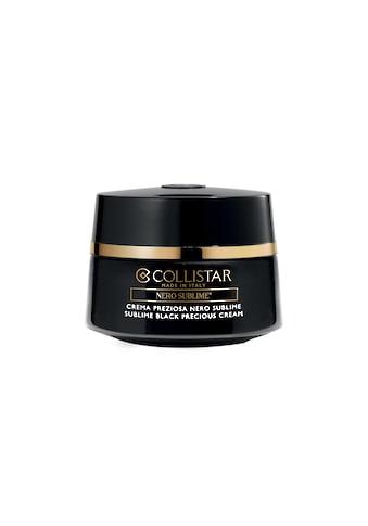 COLLISTAR Tagescreme »Collistar Gesichtscrème Sublime Black Precious 50 ml«, Premium... kaufen