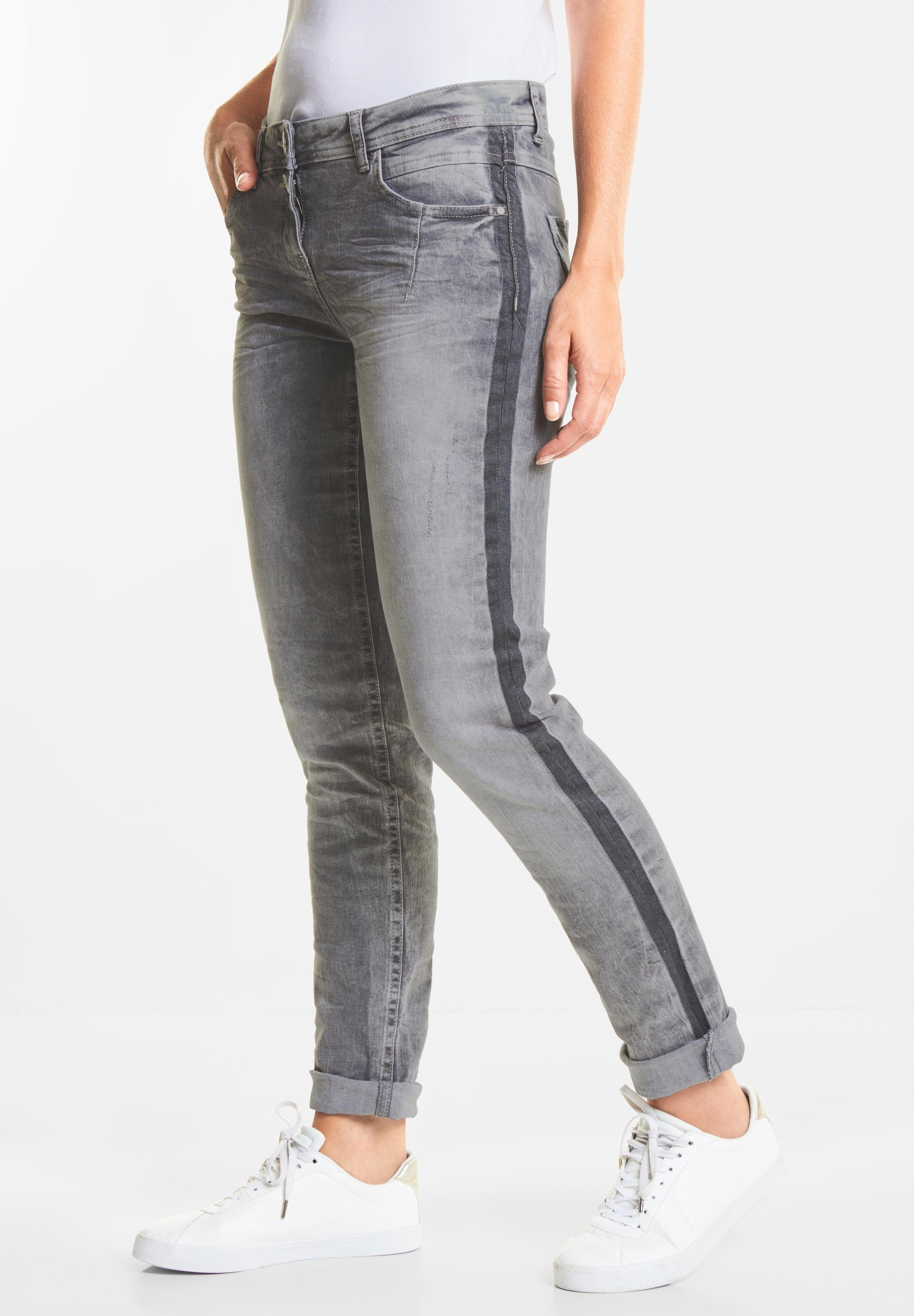 Image of Cecil Loose-fit-Jeans