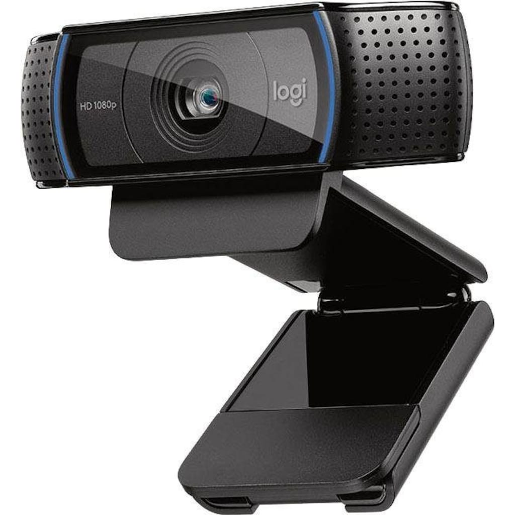 Logitech Webcam »C920 HD PRO«, Full HD