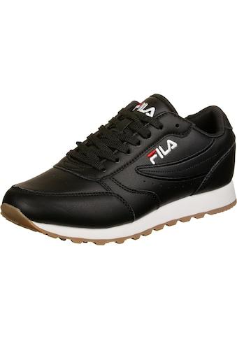 Fila Sneaker »Orbit Jogger Low« kaufen