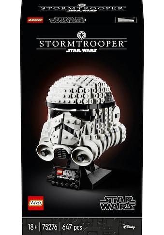"""LEGO® Konstruktionsspielsteine """"Stormtrooper™ Helm (75276), LEGO® Star Wars™"""", (647 - tlg.) kaufen"""