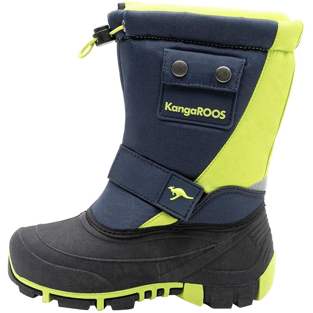 KangaROOS Winterstiefel »Kanga-Bean II«