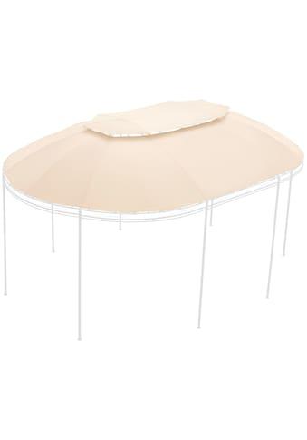 KONIFERA Ersatzdach für Pavillon »Oval«, BxL: 350x500 cm kaufen