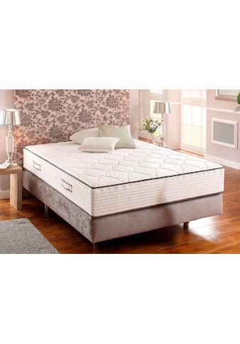 Breckle Komfortschaummatratze »Double Comfort«, 30 cm cm hoch, Raumgewicht: 28 kg/m³,... kaufen