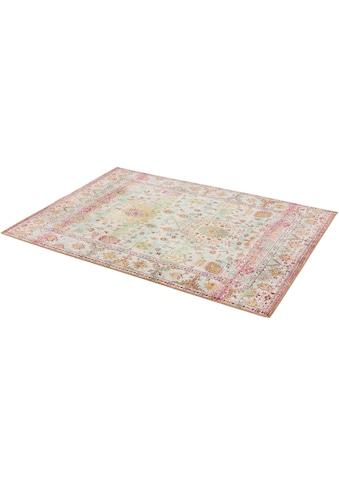 SCHÖNER WOHNEN-Kollektion Teppich »Shining 4«, rechteckig, 5 mm Höhe, Besonders weich... kaufen