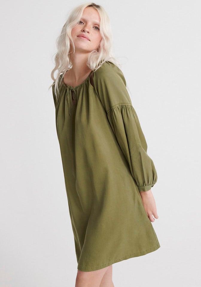 Image of Superdry Off-Shoulder-Kleid »ARIZONA PEEK A BOO DRESS«