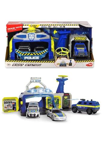 Dickie Toys Spiel-Polizeistation »Swat Station« kaufen