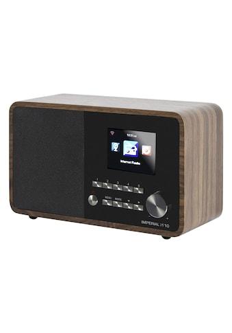 IMPERIAL Internet-Radio »i110 Braun«, (WLAN Internetradio ) kaufen