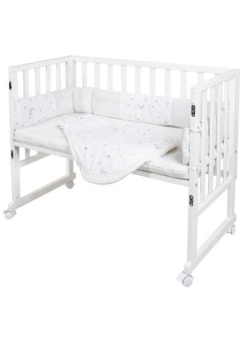 roba® Stubenbett, »safe asleep® 3 - in - 1 Sternenzauber«, 4 - tlg. kaufen