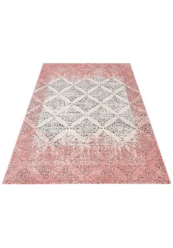 Home affaire Teppich »Maggie«, rechteckig, 13 mm Höhe, gewebt, Wohnzimmer kaufen