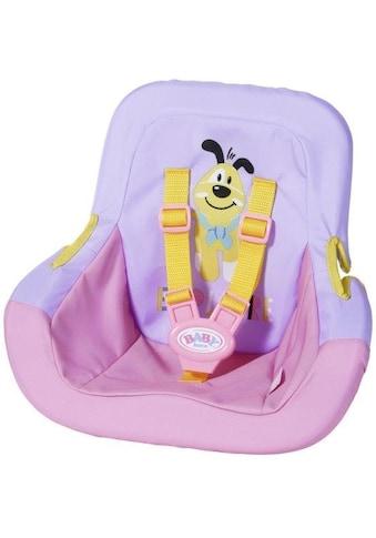 Baby Born Puppen Autositz kaufen
