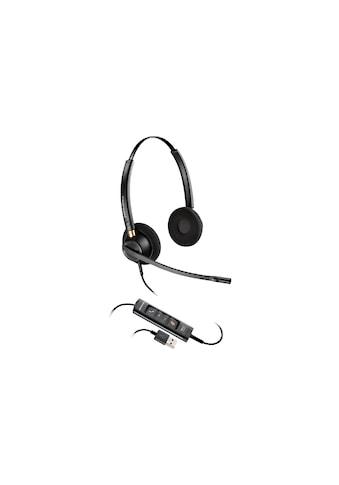 Plantronics Headset »EncorePro HW525 USB Duo« kaufen