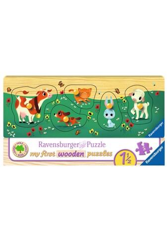 Ravensburger Puzzle »Liebste Tierfreunde« kaufen