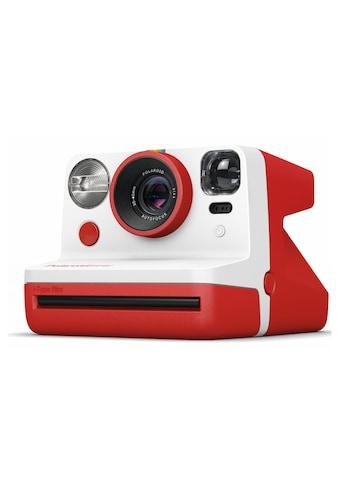 Sofortbildkamera »Now Rot« kaufen