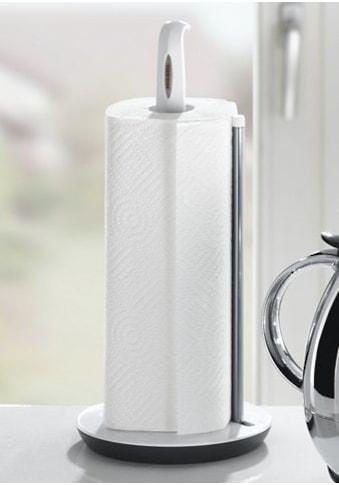 Leifheit Küchenrollenhalter, für einfaches Abreissen mit einer Hand kaufen